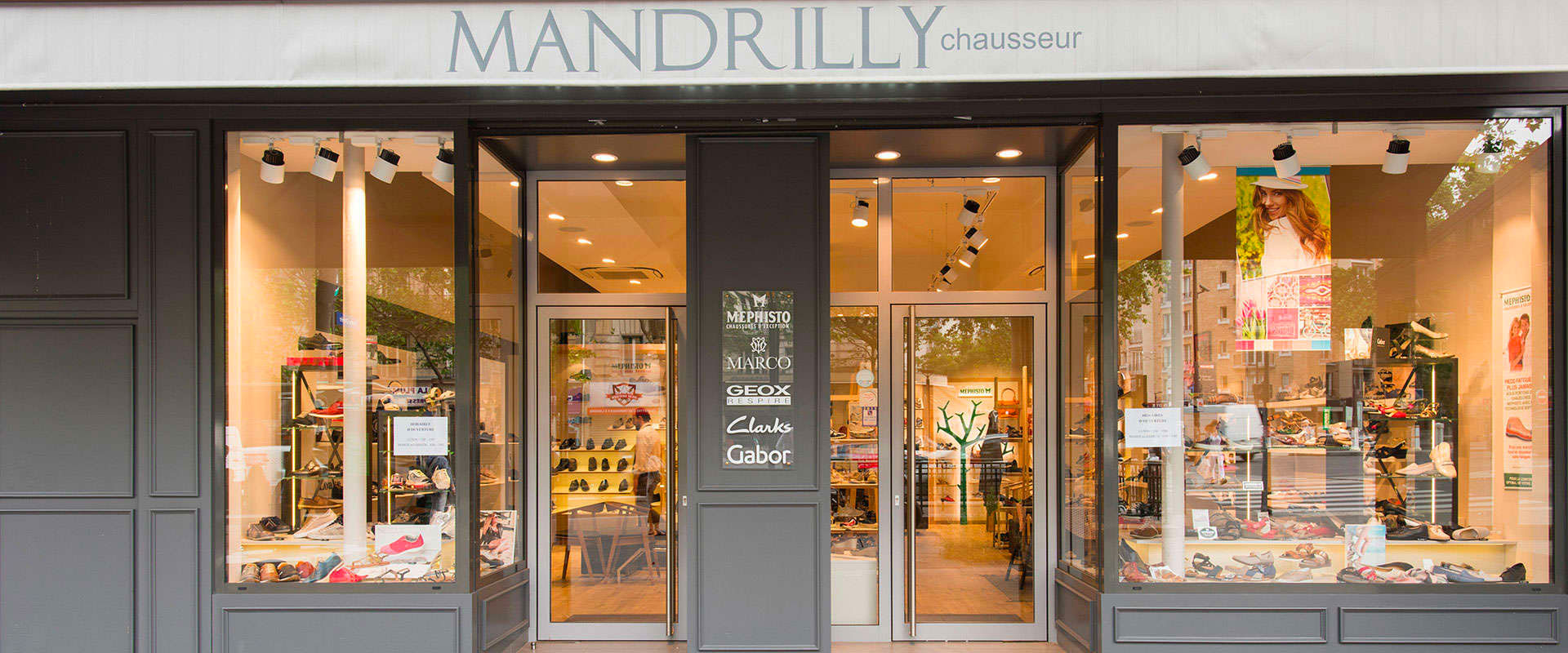 Chaussures Mandrilly - service et conseil